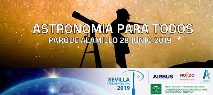 El Alamillo acogerá talleres y charlas sobre la Comunidad de Ciudades Ariane