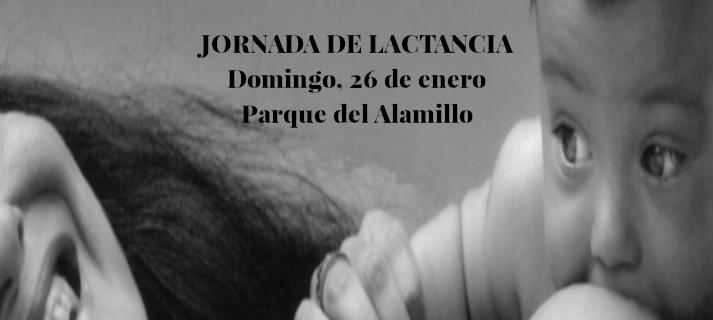 El colectivo La Leche organiza un  taller de lactancia en El Alamillo para el próximo domingo 26 de enero