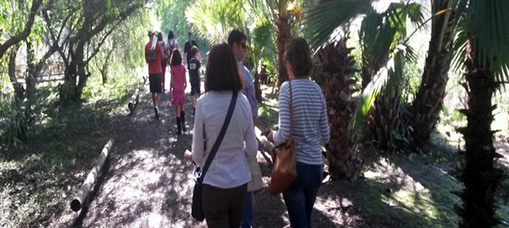 Vuelven las visitas guiadas al Vivero del Parque del Alamillo, que podrán realizarse hasta el 26 de mayo