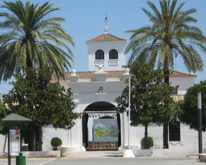 Cortijo Alamillo actual