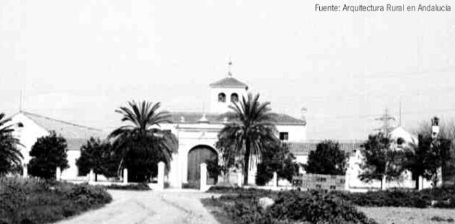 Cortijo Alamillo viejo