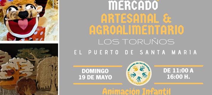 MERCADO ARTESANO Y AGROALIMENTARIO