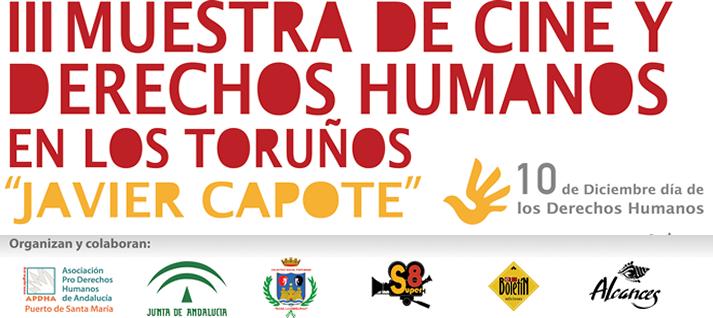 """La Asociación Pro Derechos Humanos organiza la III muestra de cine """"Javier Capote"""" en Los Toruños"""