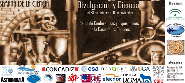 Los Toruños celebra la Semana de la Ciencia con un intenso programa de actividades para profesionales y aficionados