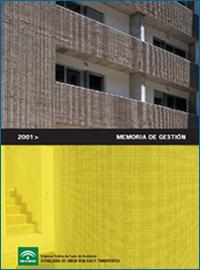 Memoria de Gestión 2001