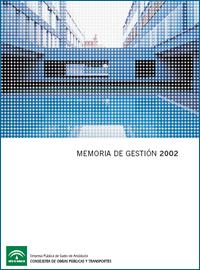 Memoria de Gestión 2002