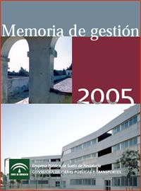 Memoria de Gestión 2005