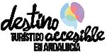 Logo destino turístico accesible en Andalucía. Ir a la página principal