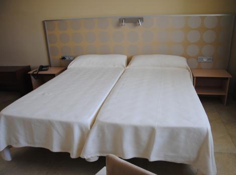 Hotel Flamero. Habitación adaptada