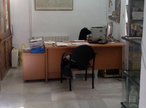 Oficina Municipal de Turismo de Cazalla de la Sierra. Mesa de Atención
