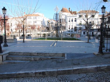 Ruta Turistica por el Centro historico de Aracena. Entorno