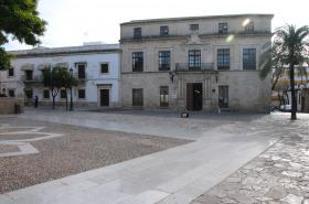 Oficina Municipal de Turismo de El Puerto de Santa María. Vista exterior.