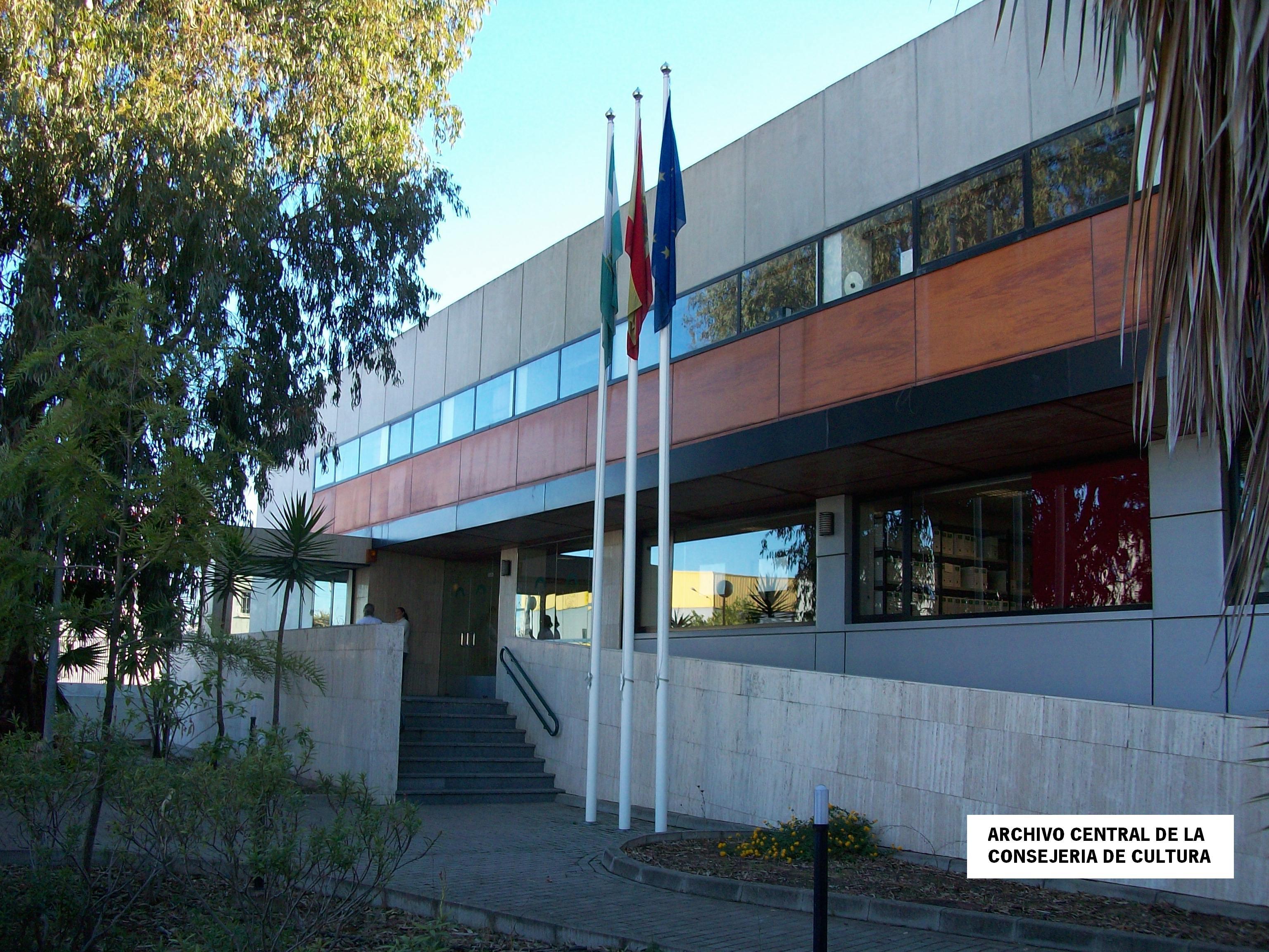 Archivo Archivo Central de la Consejería de Cultura y Patrimonio Histórico