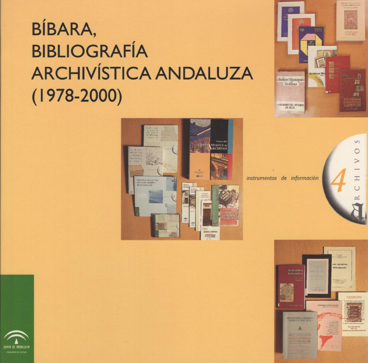 BÍBARA, Bibliografía Archivística Andaluza (1978-2000)