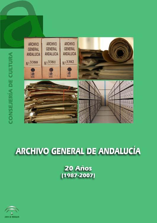 El Archivo General de Andalucía cumple 20 años