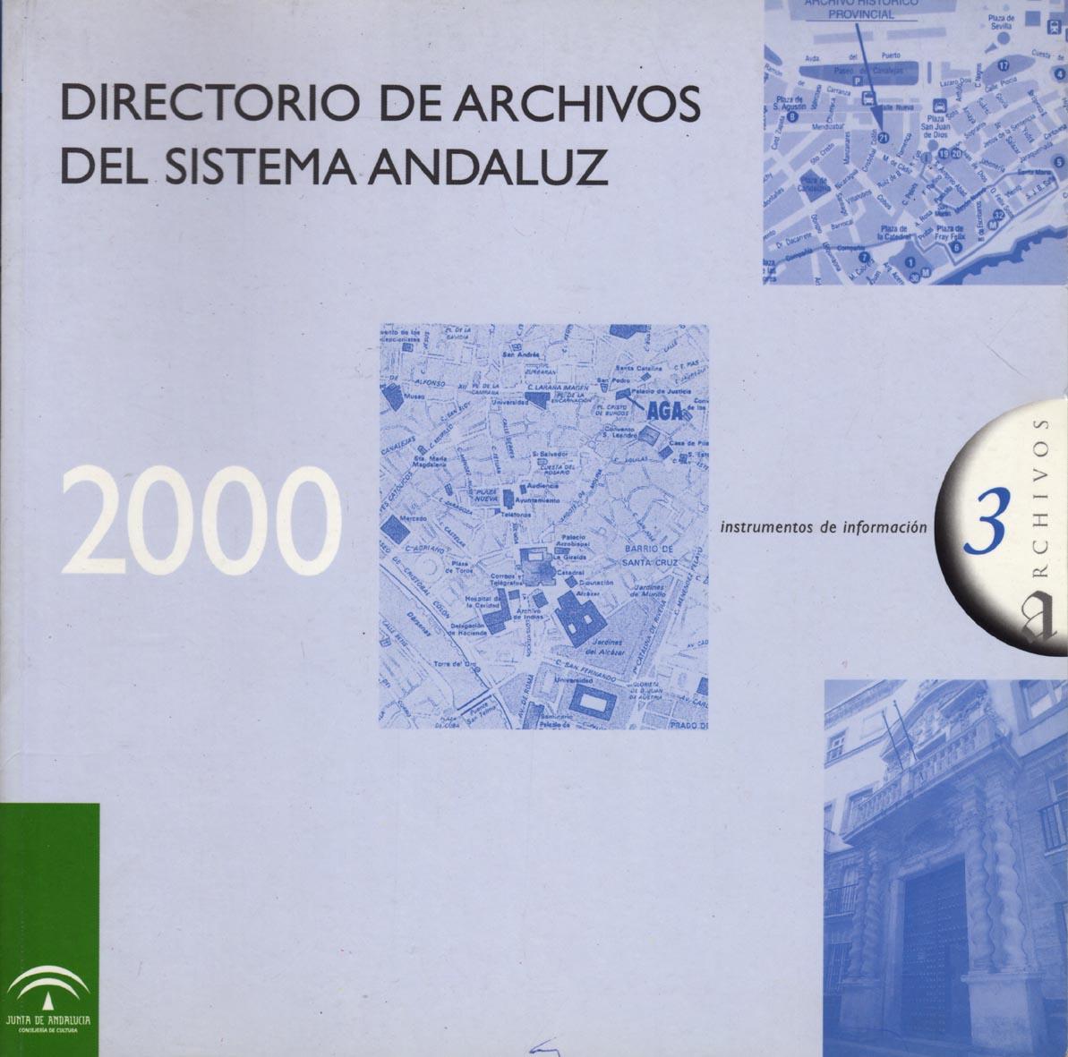 Directorio de Archivos del Sistema Andaluz