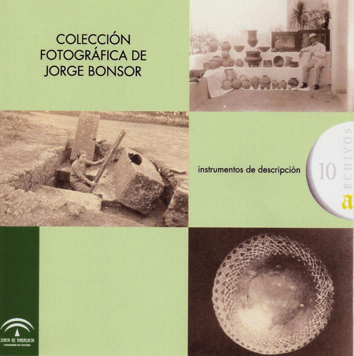 Colección Fotográfica de Jorge Bonsor: Instrumentos de descripción