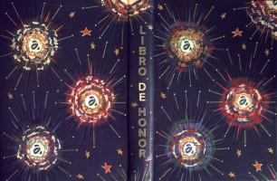 Libro de Honor del Pabellón de Andalucía de la Expo'92