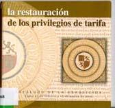 Restauración de los privilegios de Tarifa