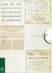 Guía de los Archivos Históricos
