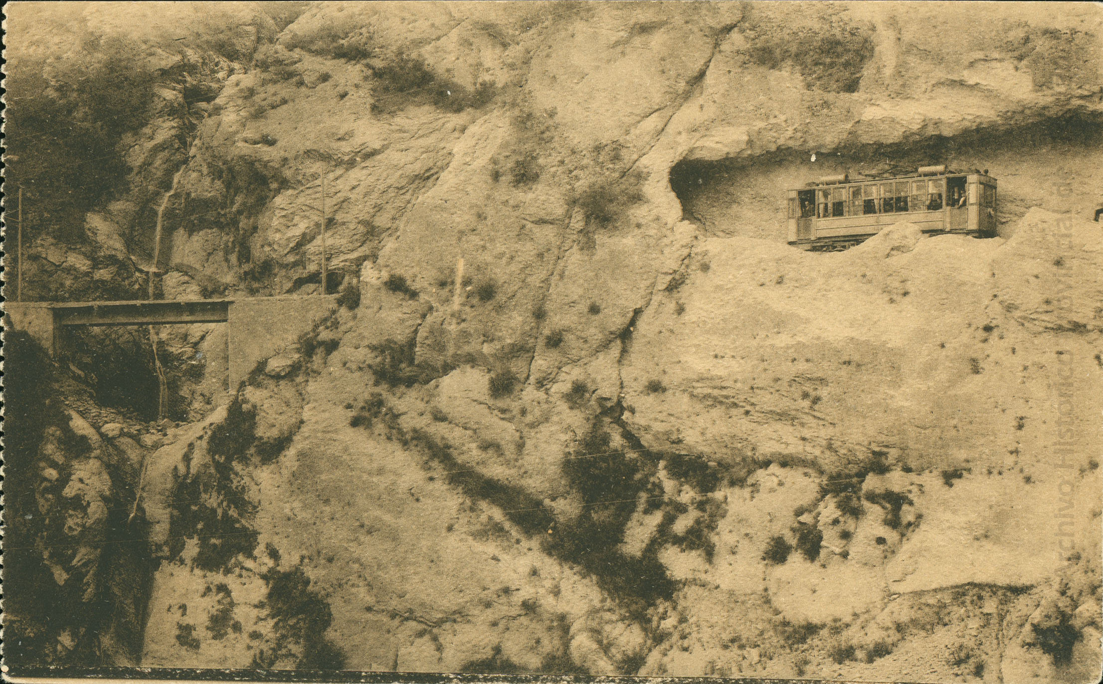 Tranvía a Sierra Nevada