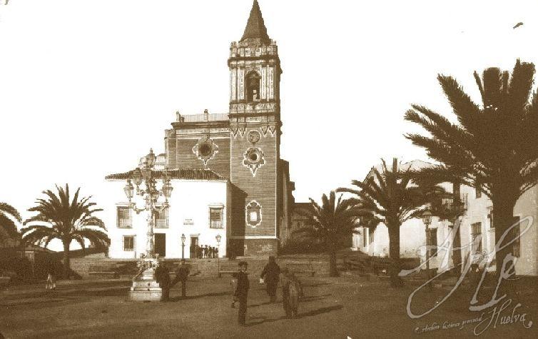 AHPH. F-002/006. Plaza de San Pedro. Huelva