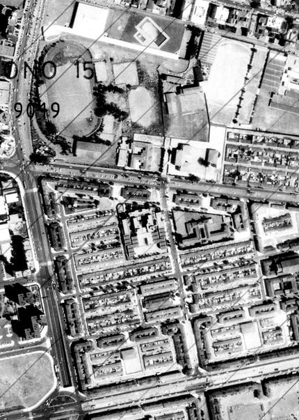 Portal de archivos de andaluc a archivos hist ricos - Fotografia aerea malaga ...