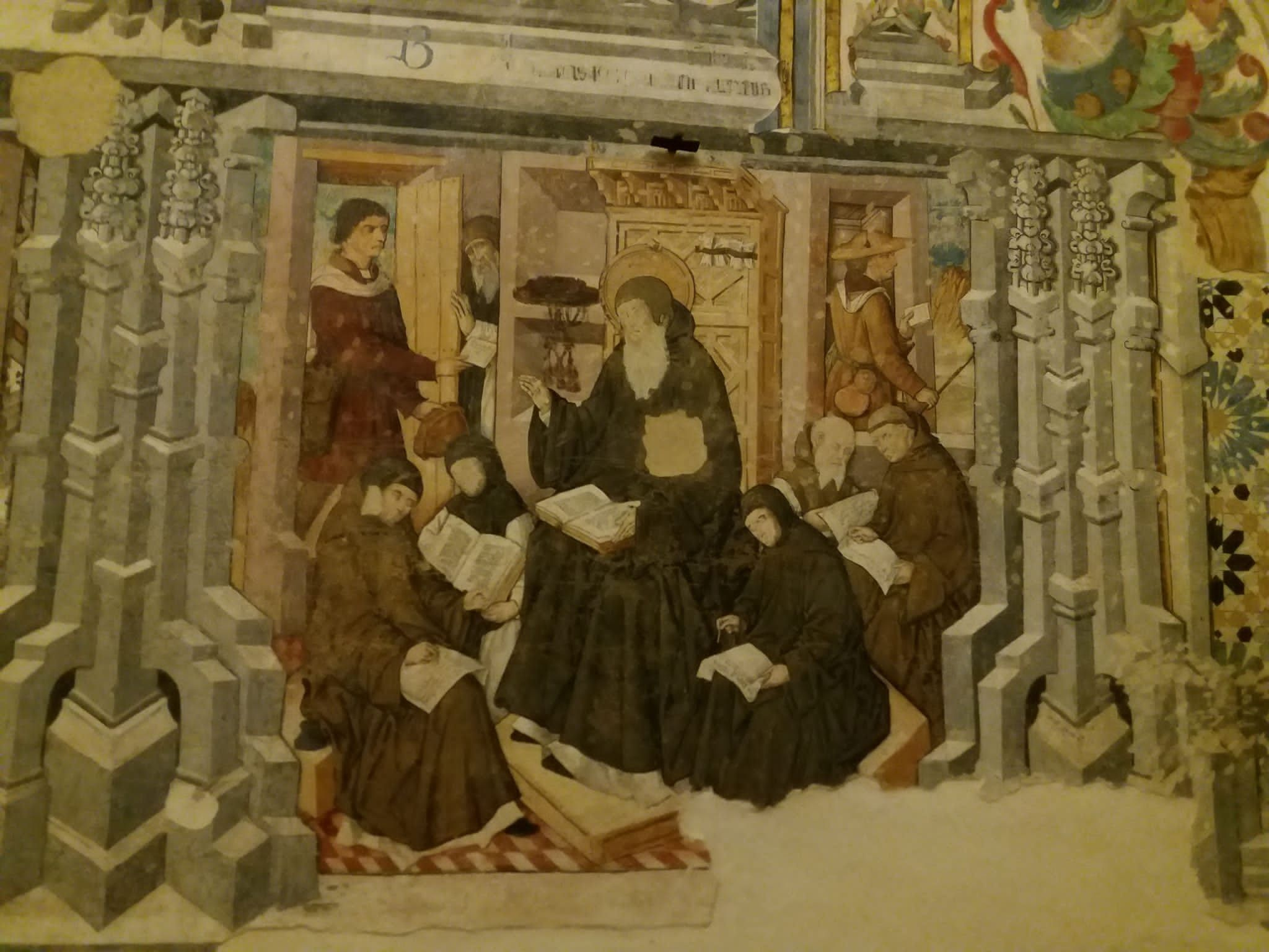 Fresco San isidoro