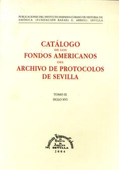Catálogo de los Fondos Americanos