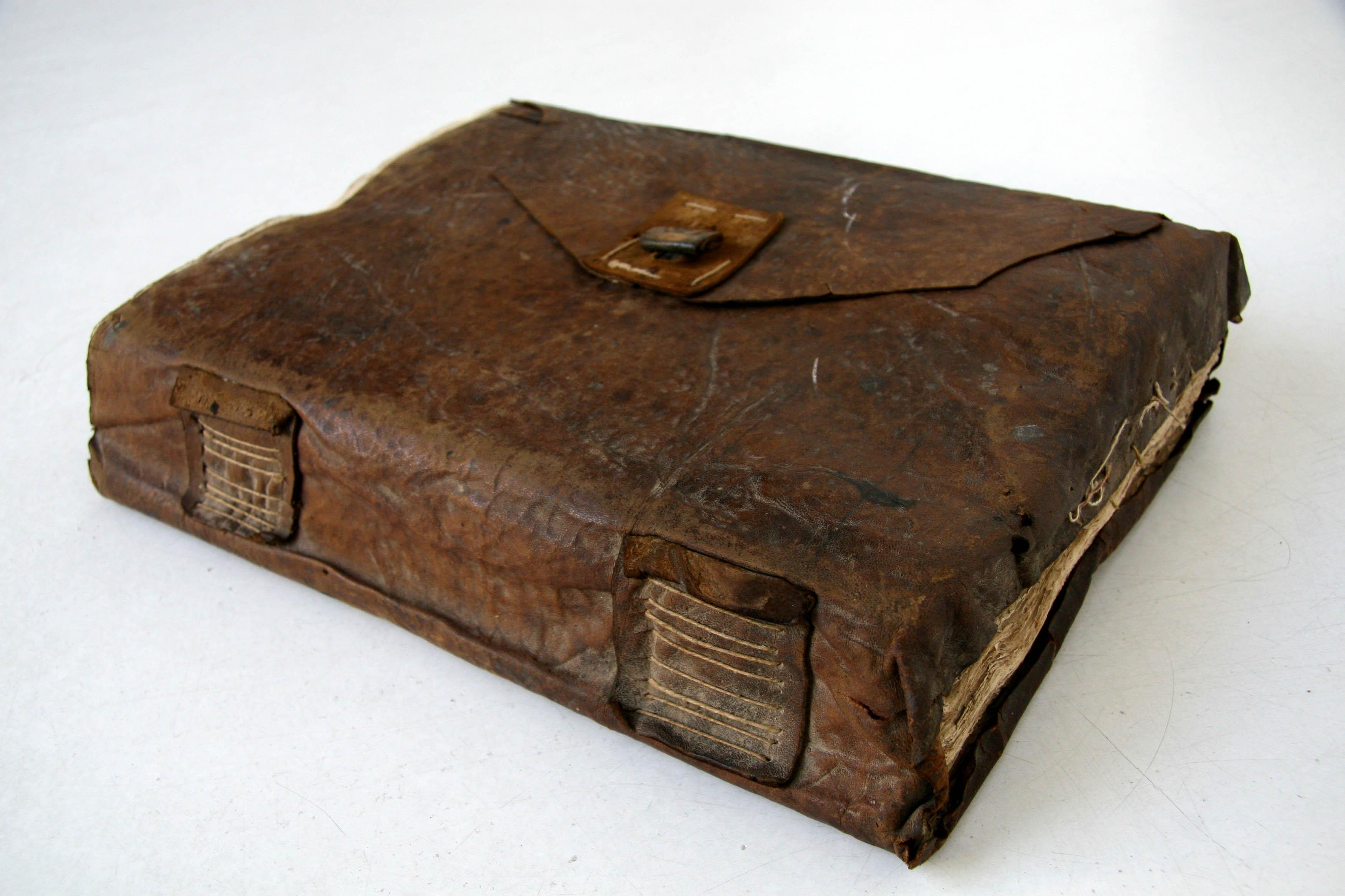 Portal de archivos de andaluc a sevilla - Como hacer un libro antiguo ...
