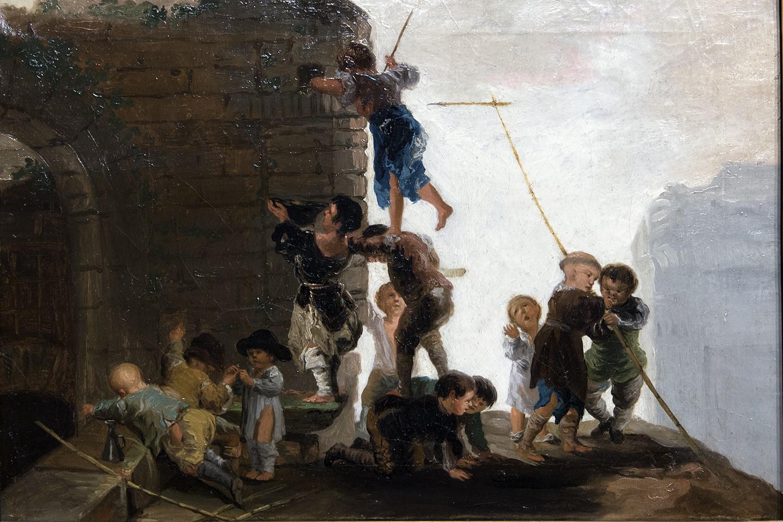Niños toribios
