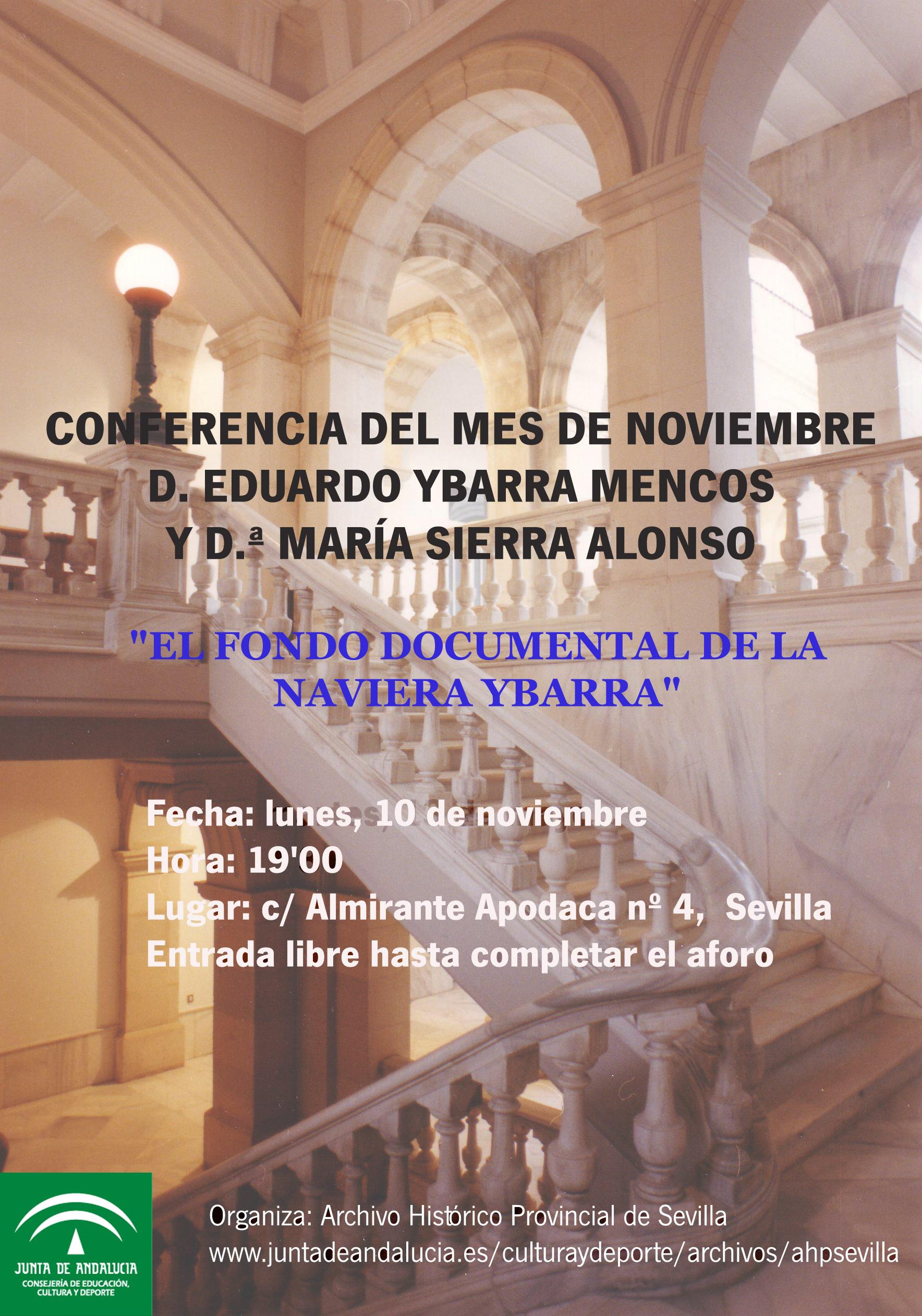 Plantilla conferencia noviembre