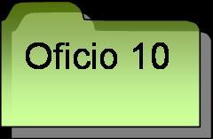 Inventario oficio 10