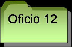 Inventario oficio 12