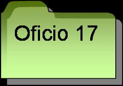 Inventario oficio 17