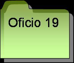 Inventario oficio 19