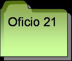 Inventario oficio 21