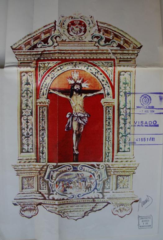 retablo ceramico