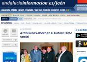 Archiveros abordan el Catolicismo social