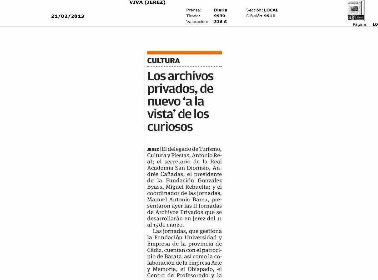 Descargar la noticia ( pdf 187 Kb, en nueva ventana )