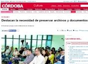 Día Archivos 2014 - Acto Pozoblanco