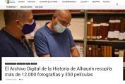 El Archivo Digital de la Historia de Alhaurín recopila más de 12.000 fotografías y 350 películas