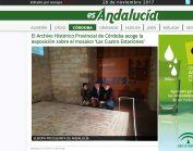 El Archivo Histórico Provincial de Córdoba acoge la exposición sobre el mosaico 'Las Cuatro Estaciones'