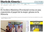 El Archivo Histórico Provincial revisa en una exposición el papel de la mujer gitana en la Historia