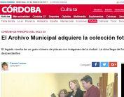 El Archivo Municipal adquiere la colección fotográfica de Garzón
