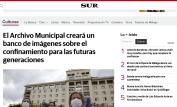 El Archivo Municipal creará un banco de imágenes sobre el confinamiento para las futuras generaciones