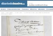 El archivo de Zalamea la Real recibe una importante donación documental