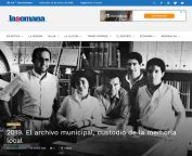 El archivo municipal, custodio de la memoria local