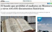 El bando que prohibió el nudismo en Montoro y otros 100.000 documentos históricos