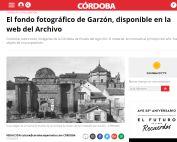 El fondo fotográfico de Garzón, disponible en la web del Archivo